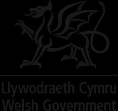welsh goverment logo